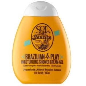 Sol Janeiro Brazilian 4 Play Shower Gel 13 Oz.